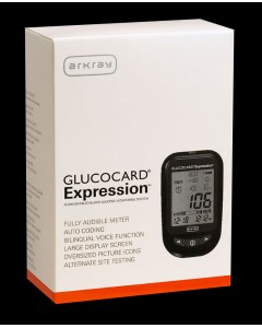 Arkray - Glucocard Expression