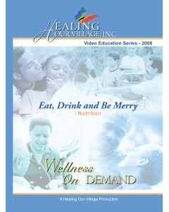 Eat Drink and Be Merry DVD - Diabetes DVD Training - Physical Disk